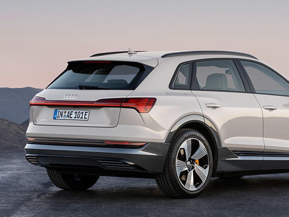 Audi e-tron, el primer eléctrico 100% del fabricante alemán