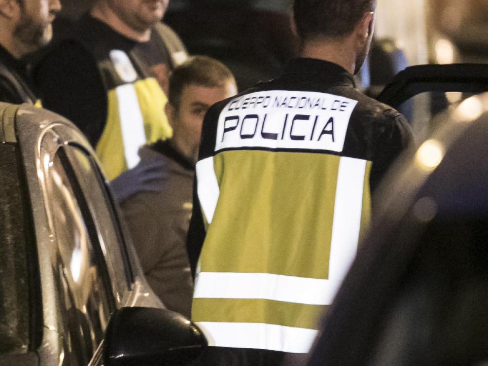 La Policía Nacional busca respuestas al crimen de la novia del Rey del Cachopo tras su arresto en Zaragoza