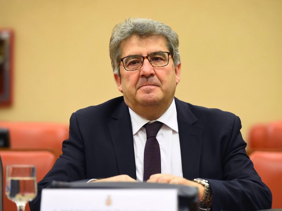 El aspirante a vocal del próximo Consejo General del Poder Judicial (CGPJ), José Ricardo de Prada