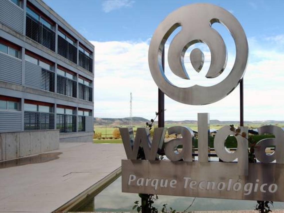 Imagen del Parque Tecnológico Walqa, donde van a impartirse las clases del Máster en Business Intelligence y Big Data.