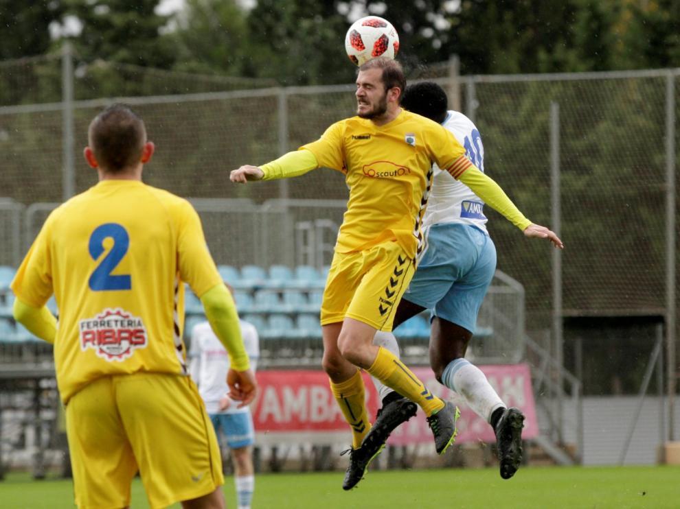Fútbol. Tercera División-  Robres.