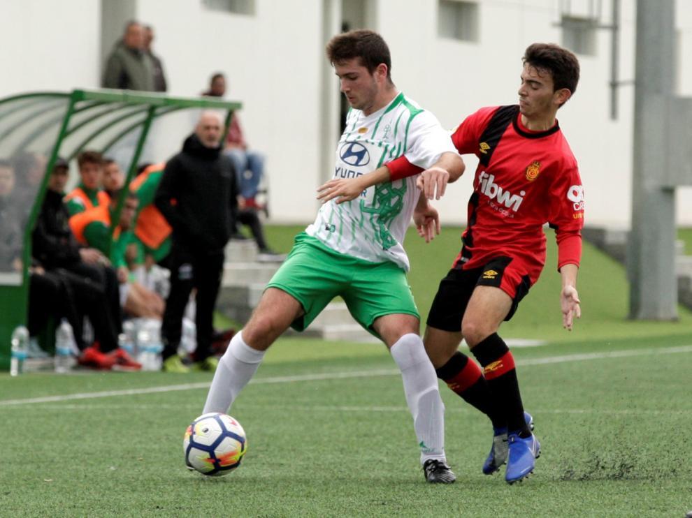 Fútbol. DH Juvenil- El Olivar vs. Mallorca.