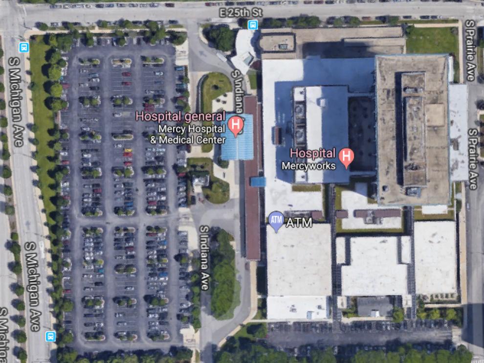 El suceso ha ocurrido en el Hospital Mercy de Chicago.