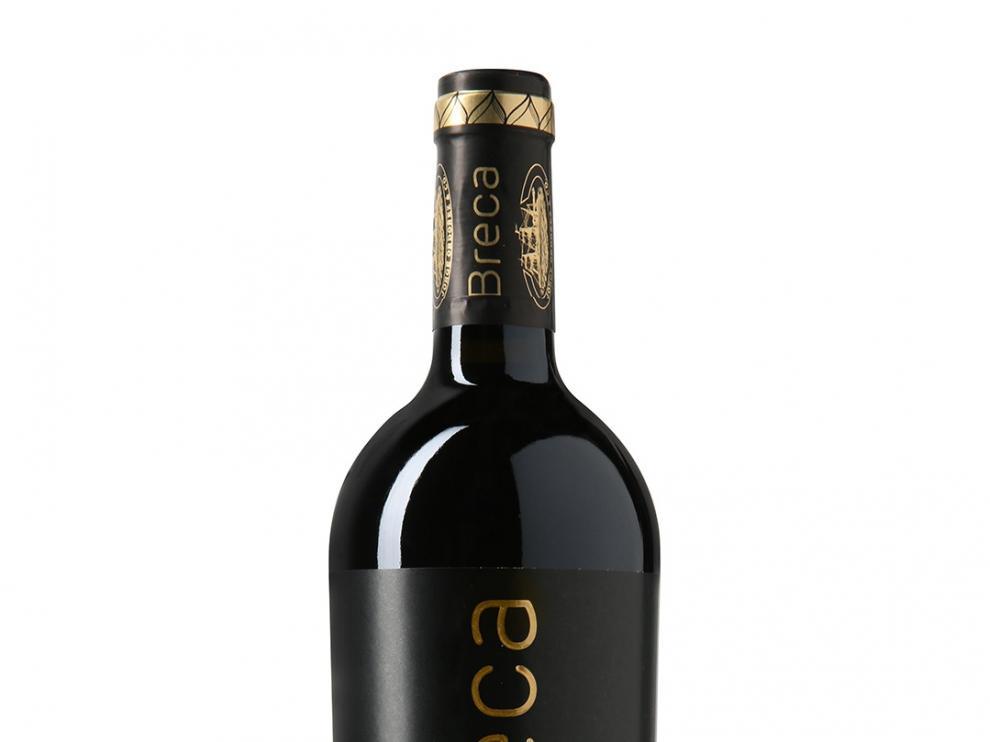 Breca es un vino realizado en la bodega situada en Munébrega.