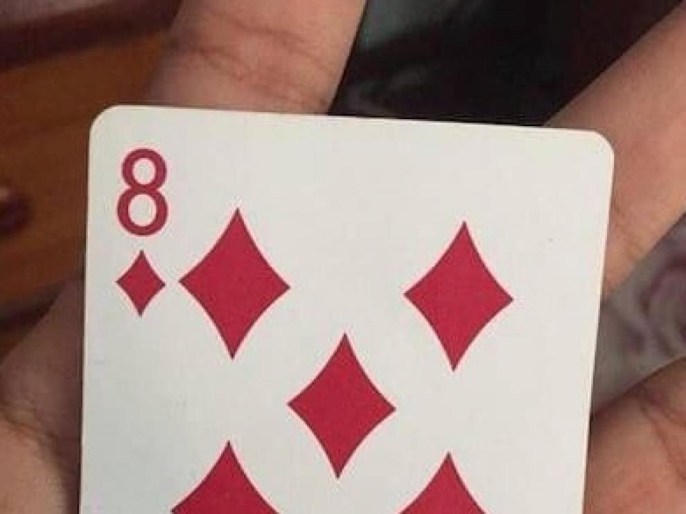 ¿Ves el ocho oculto?