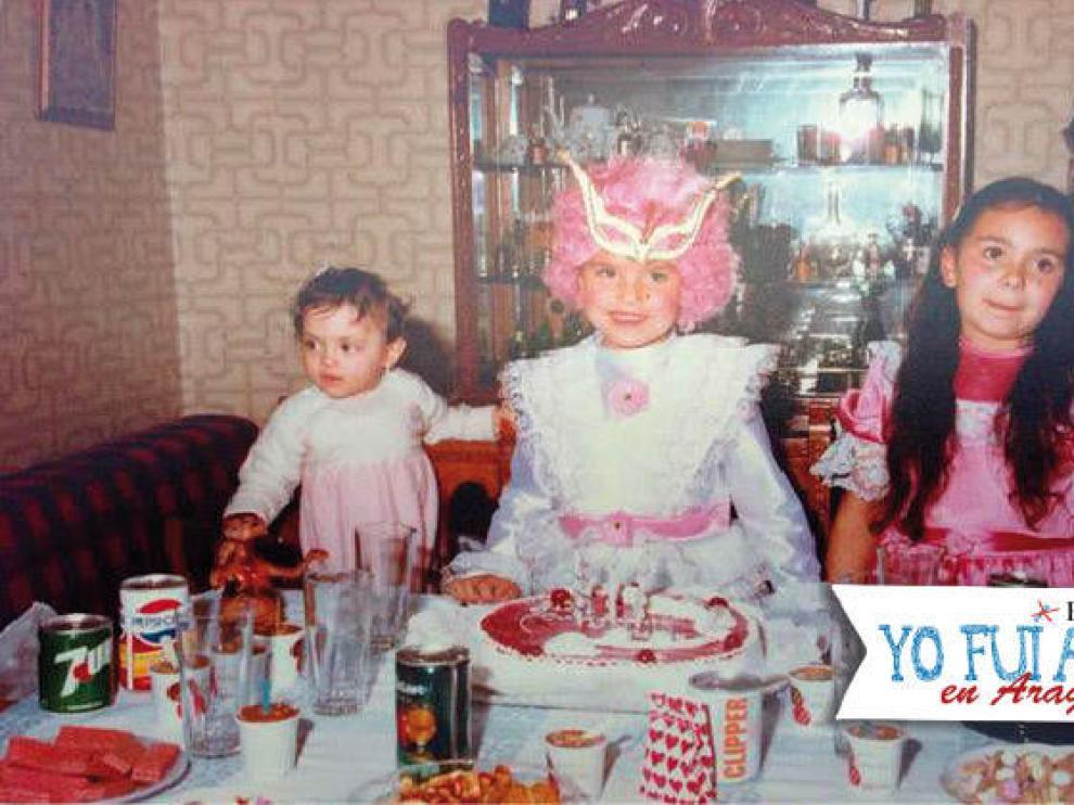 Las fiestas de cumpleaños se solían celebrar en casa.