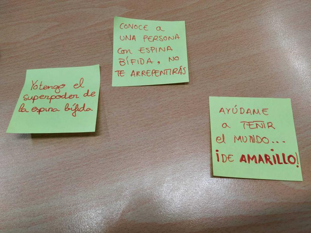 El Día Internacional de la Espina Bífida ha inundado las redes sociales de mensajes de color amarillo