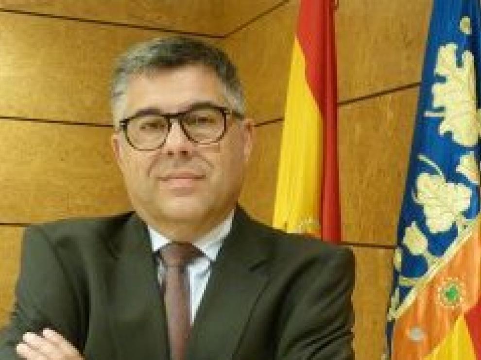 Juan Carlos Fulgencio, en imagen de archivo.