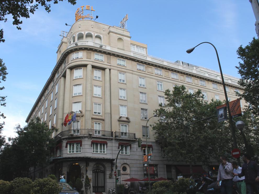 La subasta tendrá lugar en el hotel Wellington de Madrid.