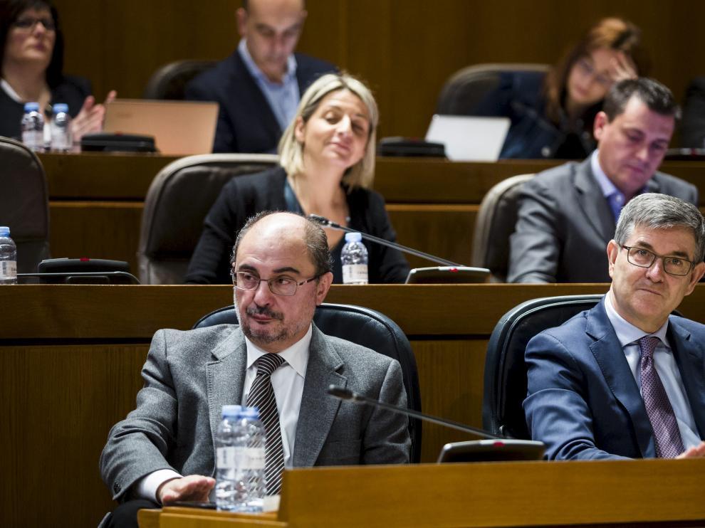 Las Cortes de Aragón aprobaron el pasado 8 de noviembre la Ley de Memoria Democrática
