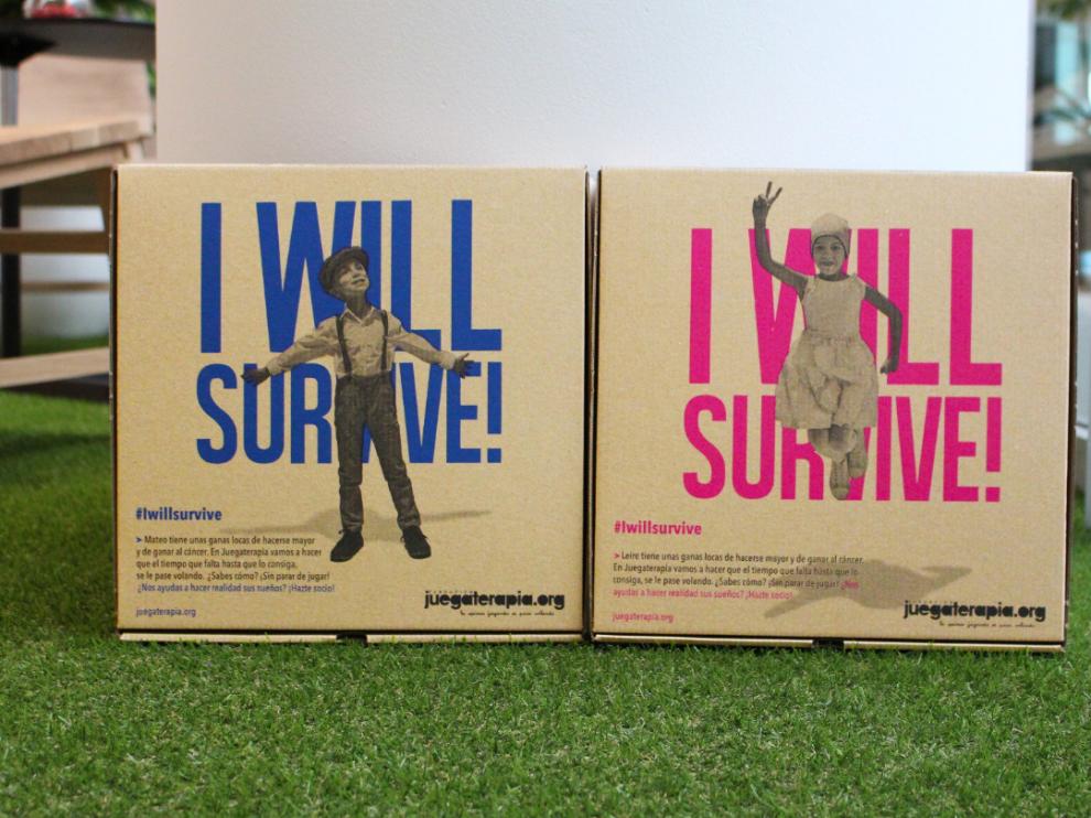 Las nuevas cajas de TElepizza.