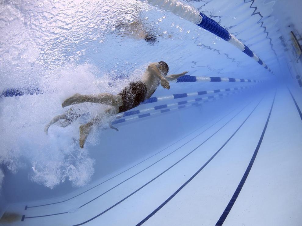 El escenario será la piscina climatizada del pabellón municipal.