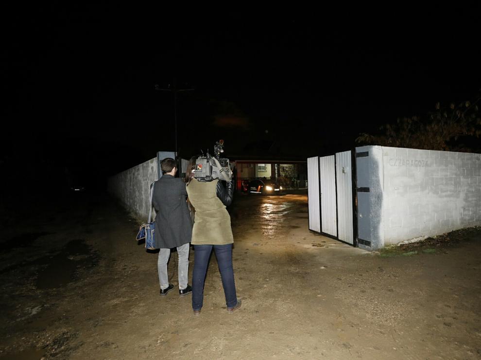 Matan de un tiro a una joven de 28 años en una urbanización de Movera