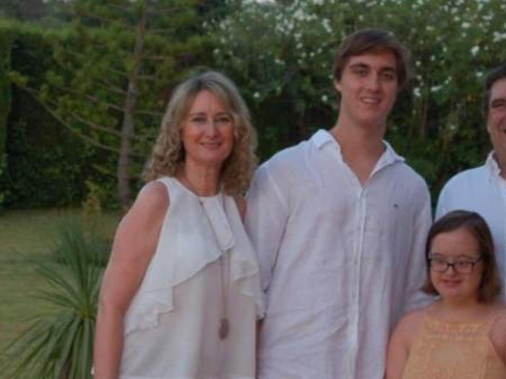 La familia de Blanca