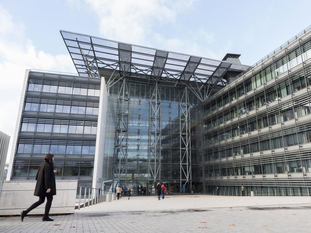 La sede central de Endesa, en Madrid