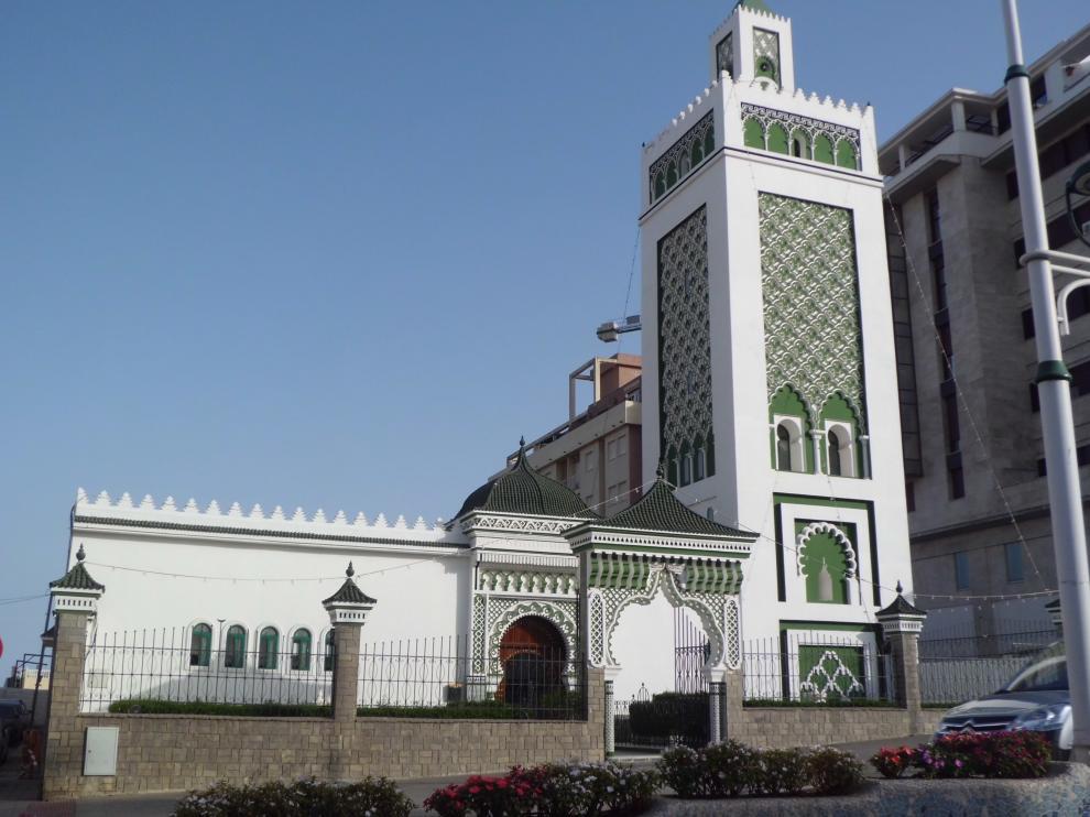'Muley el Mehdi', una de las mezquitas musulmanas de Ceuta.