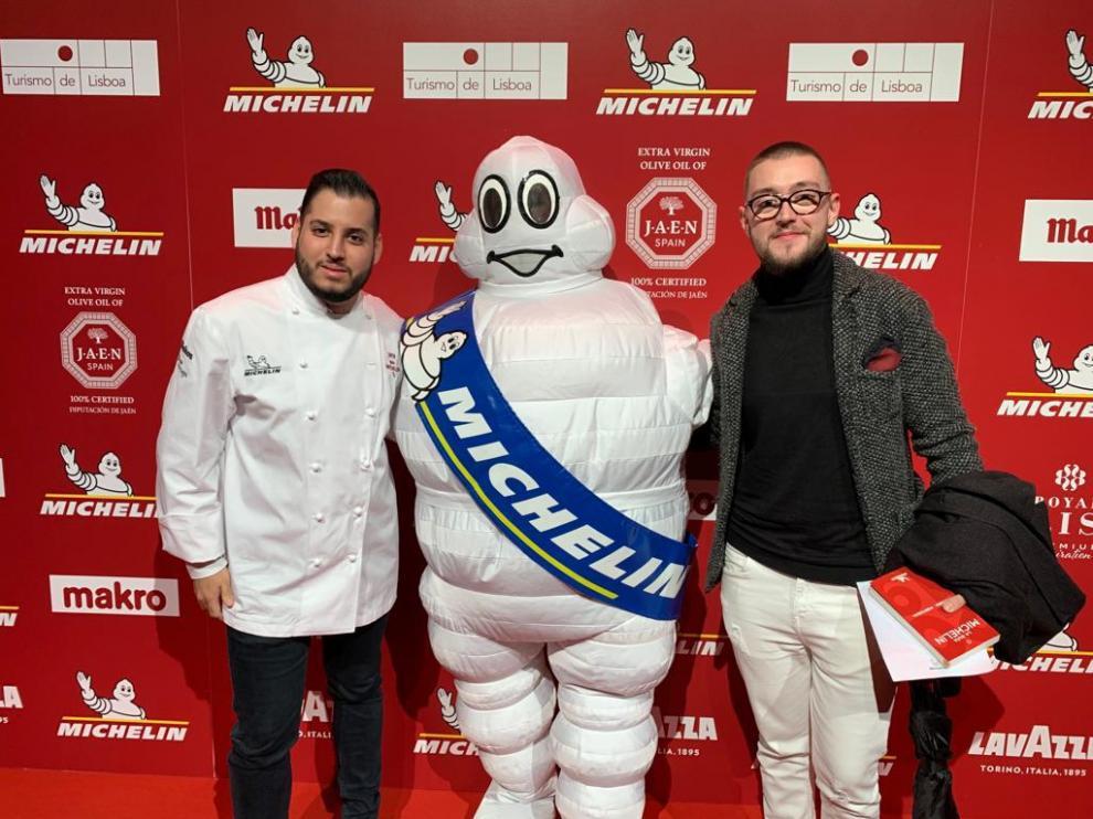 Ramces González y Diego Millán, propietarios del Cancook