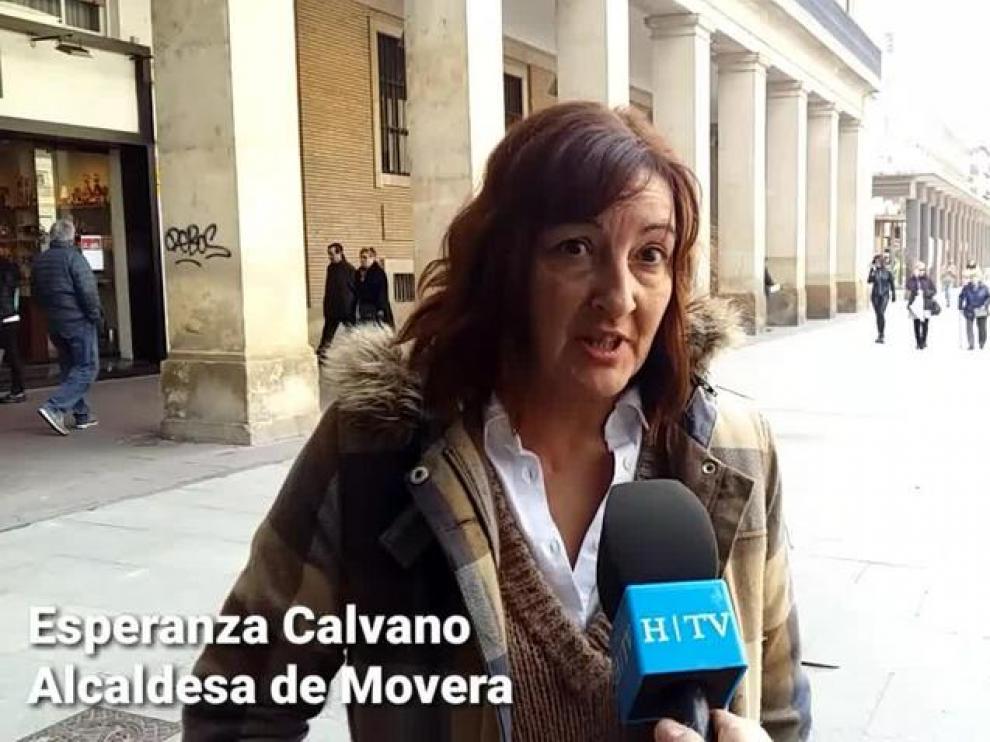 """La alcaldesa de Movera asegura que el barrio está """"consternado"""""""