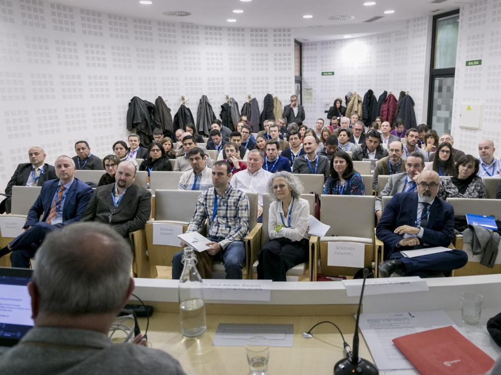 Más de 80 participantes en la jornada organizada por el Zinnae en Itainnova