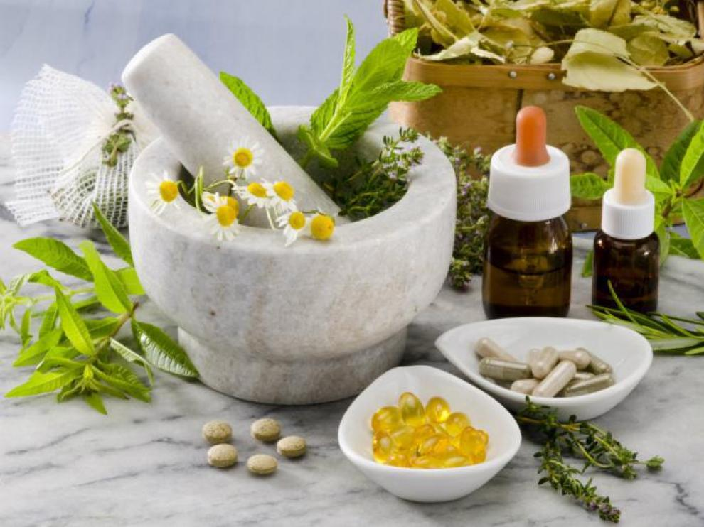 Homeopatía.