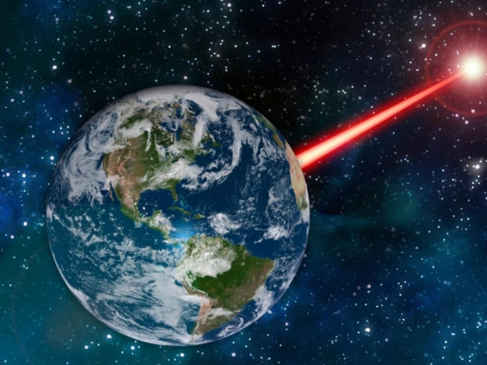 Un estudiante del MIT propone emitir desde la Tierra un potente haz que señale nuestra existencia