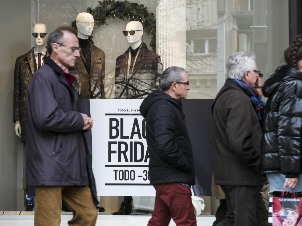 Black Friday en Zaragoza