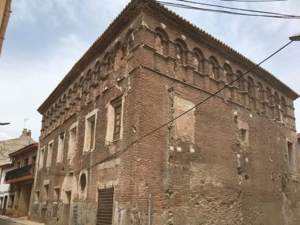 La Casa del Cura, en Quinto, es un edificio renacentista del siglo XVI.