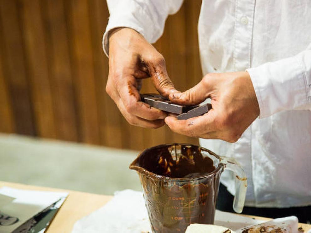 El chocolate será protagonista de un taller y una cata comentada en Barbastro.