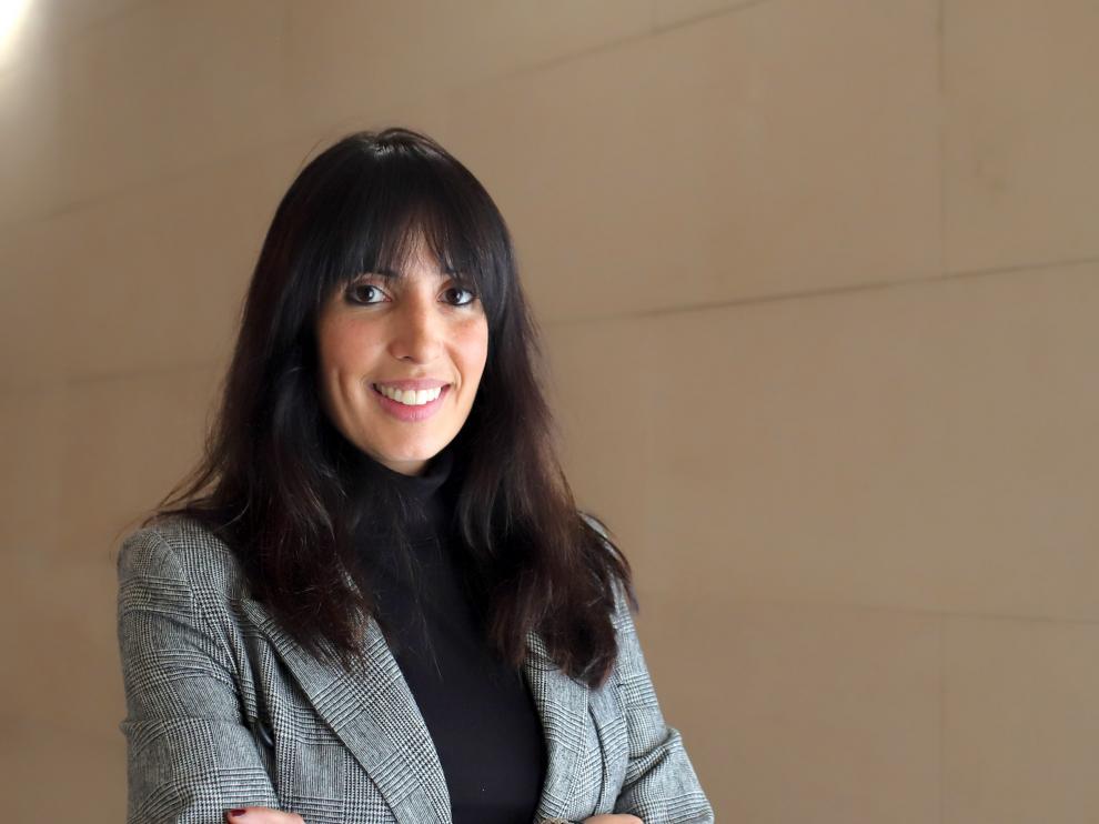 Ainhoa Raso, de Tea Cegos, ha trabajado en la redacción del Estatuto.