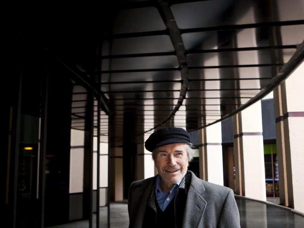 José Luis Pellicena, en una foto de archivo de 2015 en Madrid.