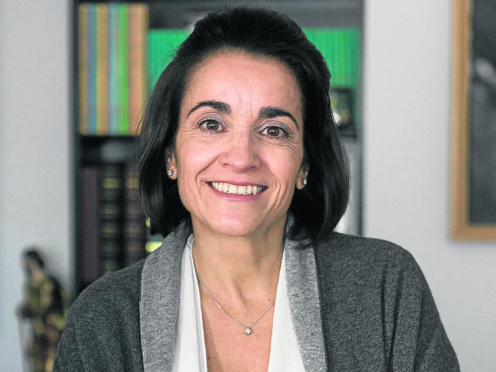 La serena alegría de María Ángeles Parra.