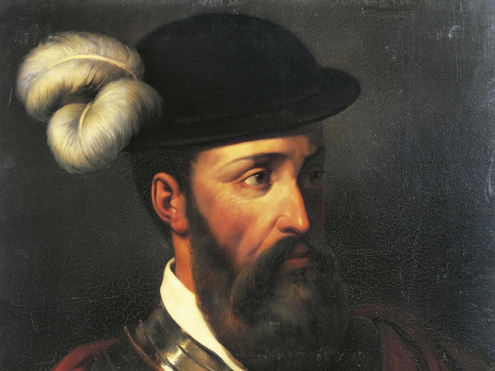 Retrato de  Francisco Pizarro