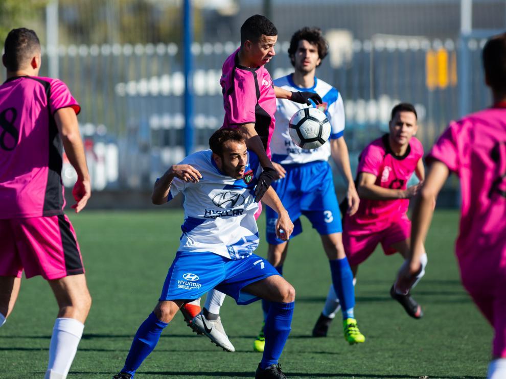 Fútbol. Regional Preferente- Seulcar San Fernando vs. Calatayud