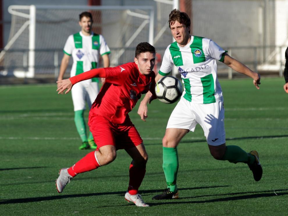 El Zaragoza 2014 se impuso al Biescas