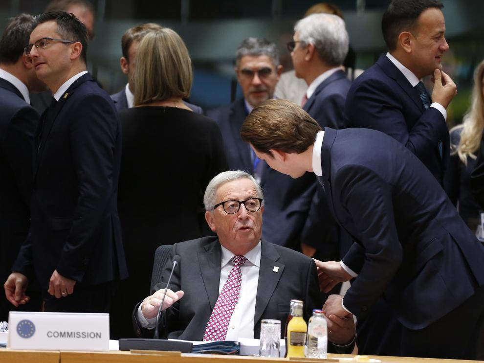 """Juncker: """"No podrá haber negociaciones sobre Gibraltar sin acuerdo de España"""""""