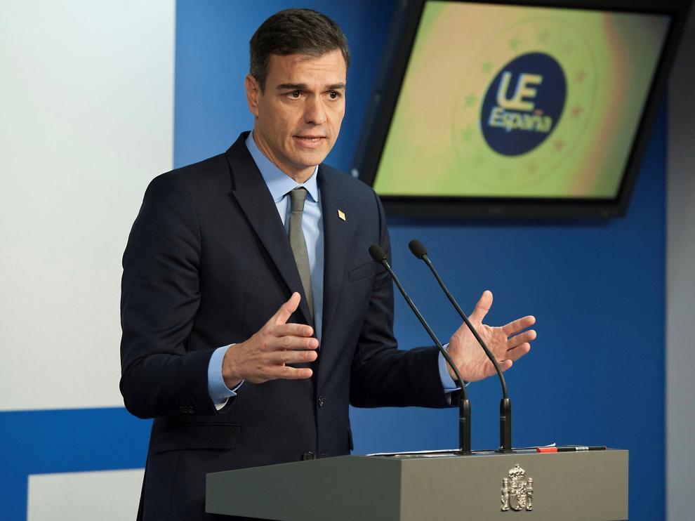 Sánchez se ve reforzado para hablar con Reino Unido de cosoberanía de Gibraltar