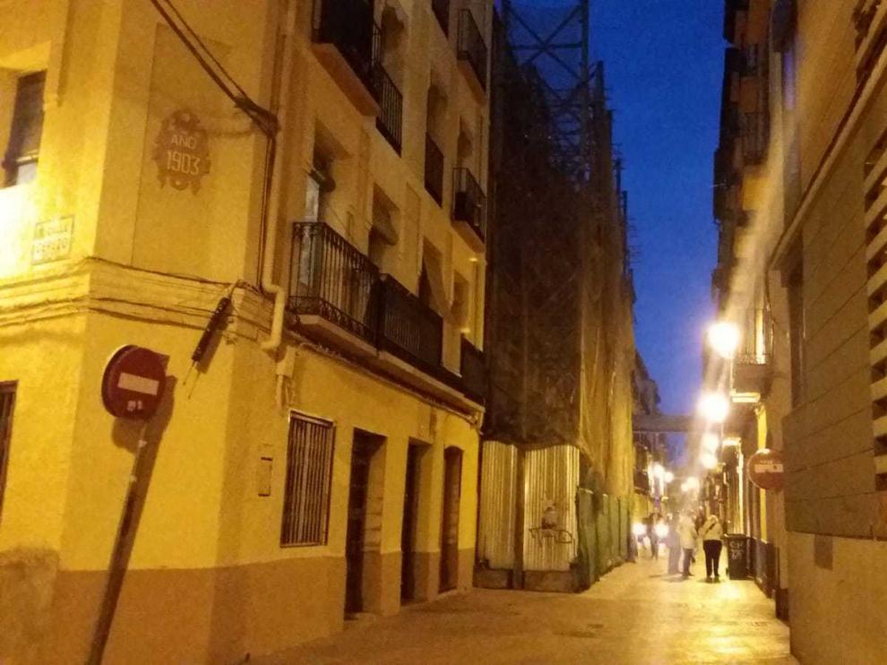 Calle Pignatelli, 87