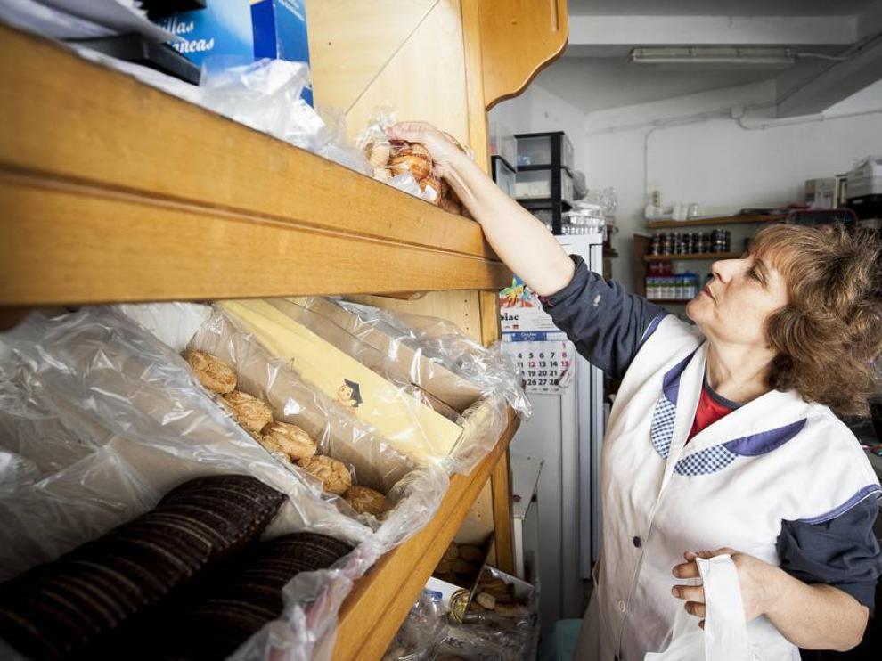 La panadería de La Zaida estará presente en el mercadillo.