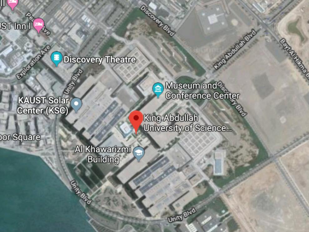 Es un nuevo estudio de la King Abdullah University of Science and Technology.