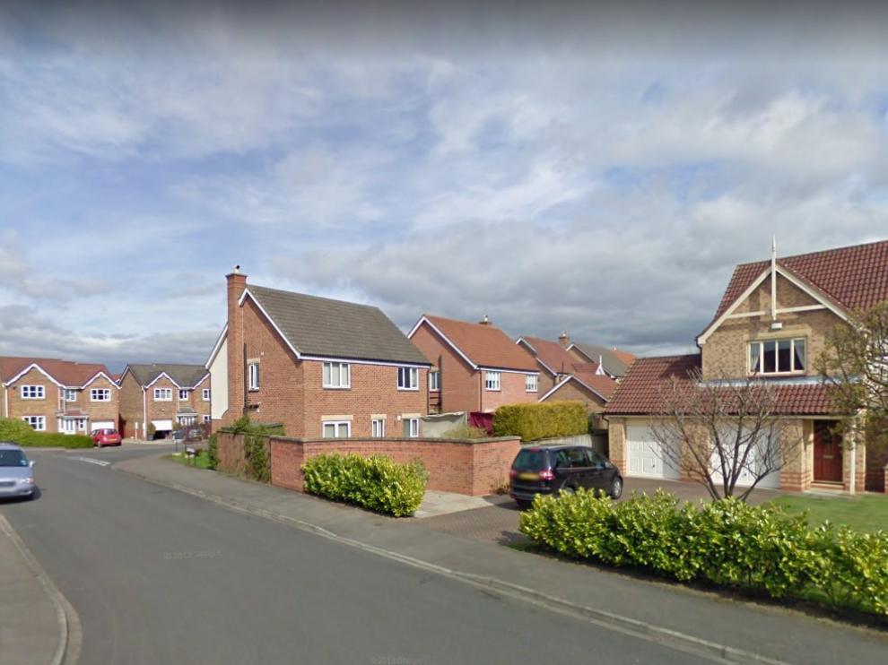 Un rincón de Northallerton, la localidad donde se ha producido el suceso.