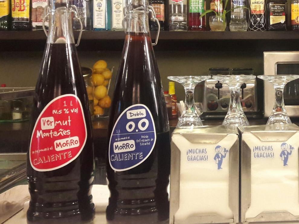 Se han producido tipos de bebida con y sin alcohol.