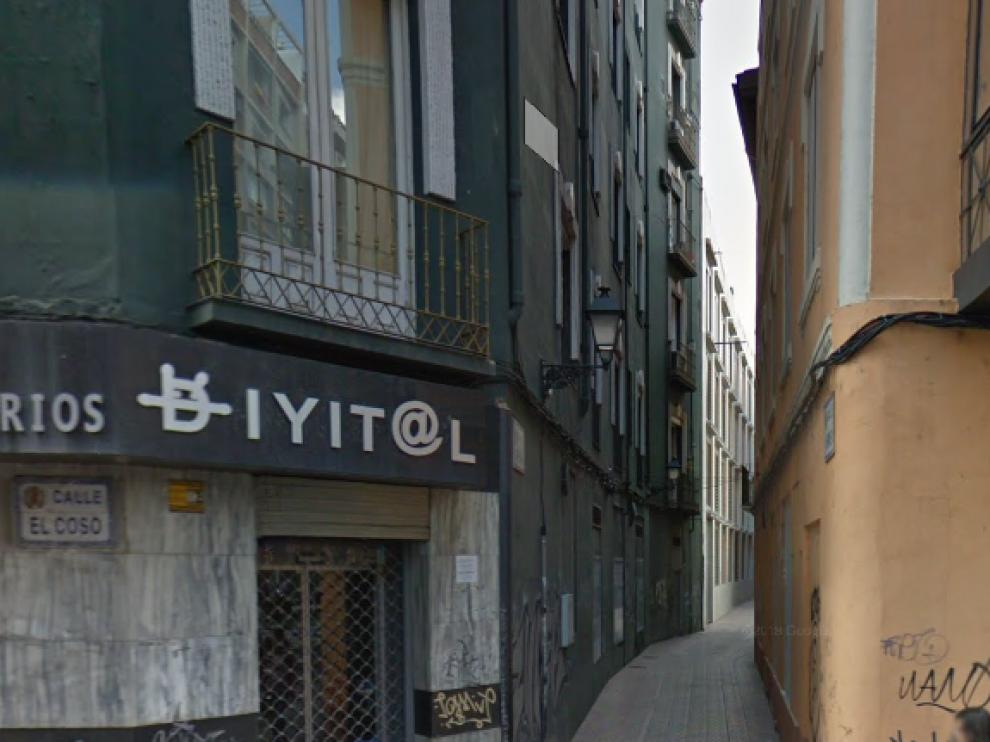 El atraco ocurrió en un establecimiento de la calle Urrea