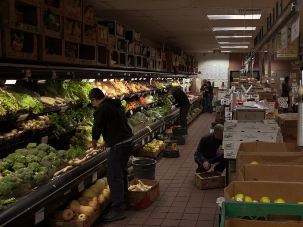 Interior del local neoyorquino protagonista del documental que ha motivado a ciudadanos en distintas ciudades de Europa.
