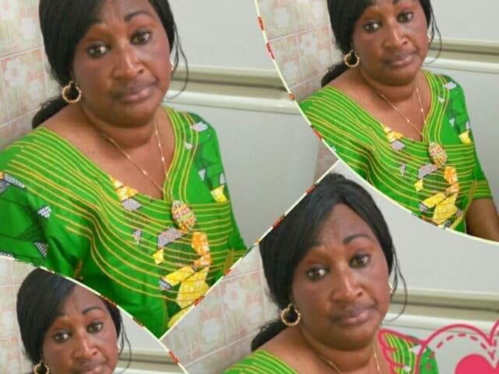 Rokhaya Diop, la víctima del crimen