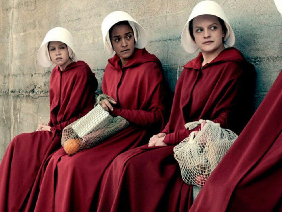 Un fotograma de la serie 'El cuento de la criada'.