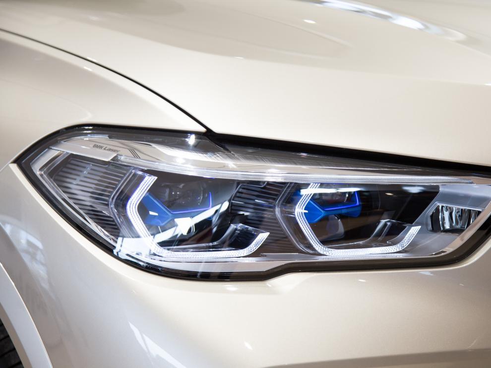El nuevo modelo es la cuarta generación de BMW X5.