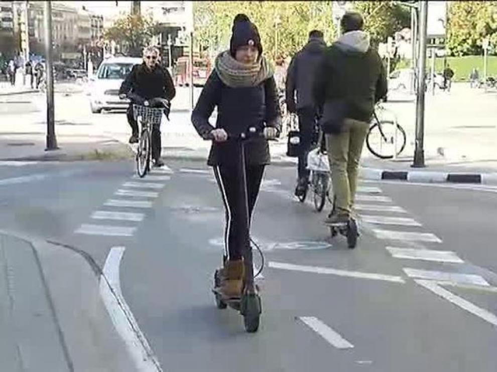 El Ayuntamiento de Segovia prohíbe el uso de patinetes eléctricos en sus calles