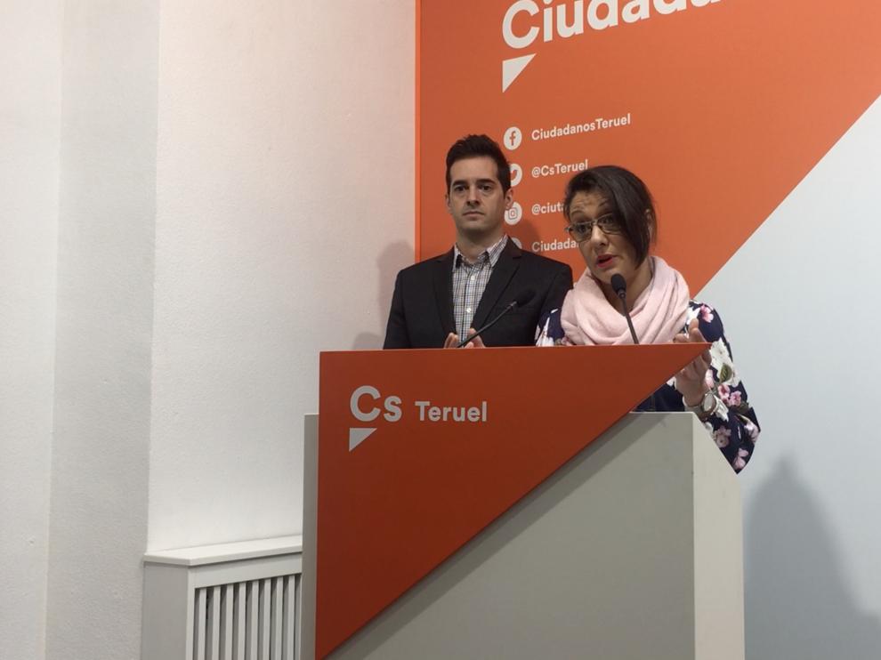 Ramón Fuertes y Loreto Camañes.