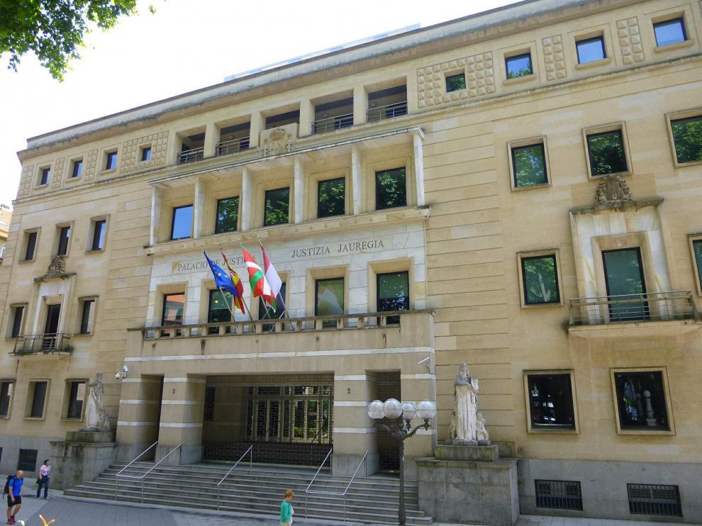 El hombre ha sido condenado por el Tribunal Superior de Justicia del País Vasco (TSJPV)