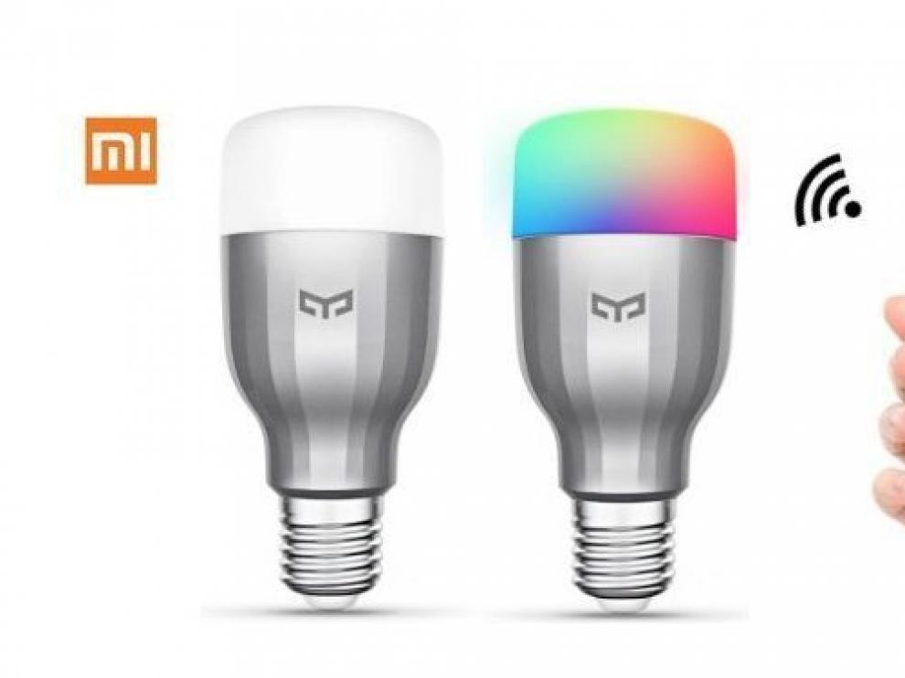 La bombillas inteligentes de Xiaomi ya se venden en todo el mundo